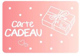 Carte cadeaux « Votre pause Bien-être »